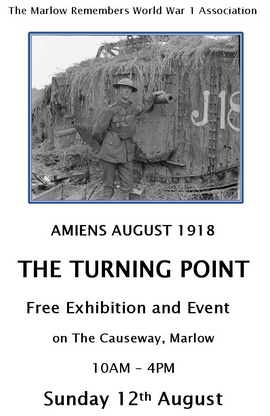 Amiens - The Turning Point
