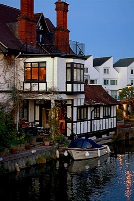 Marlow Mill by Eric Meek