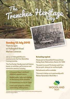 The Trenches Heritage Day
