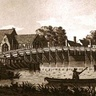 Marlow Bridge, Samuel Ireland, 1792