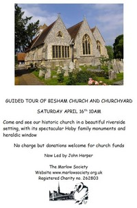 Guided Tour of Bisham Church