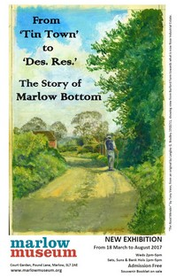 Story of Marlow Bottom - From Tin Town to Des Res